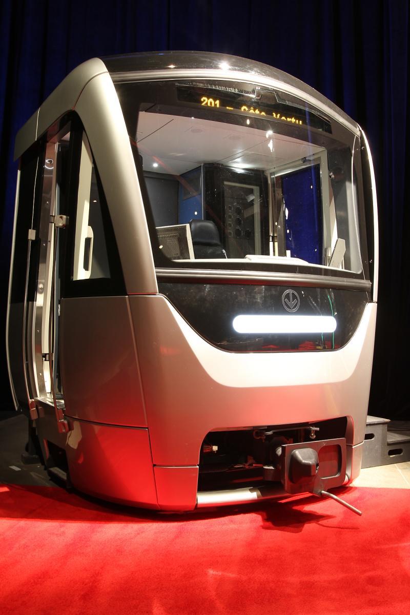 Les nouvelles voitures de métro AZUR | Société de transport de Montréal