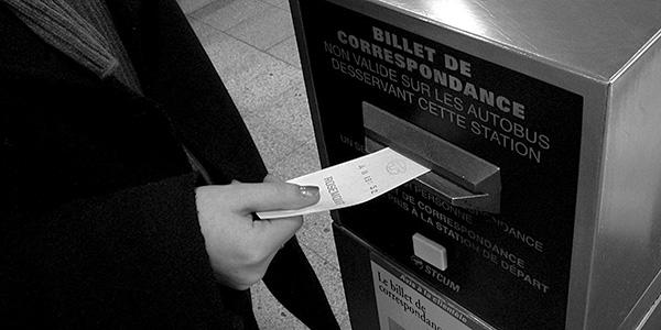 Son ticket de metro - 2 part 8