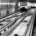 Métro tunnel, 1966