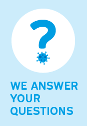 We answer your questions