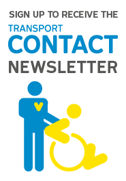 Sign up to receive the Transport Contact newsletter