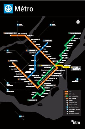 metro noir