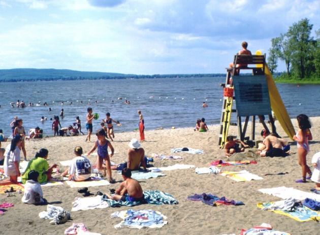 Beach Cap St-Jacques.