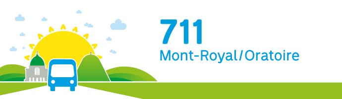 711 Mont-Royal / Oratoire