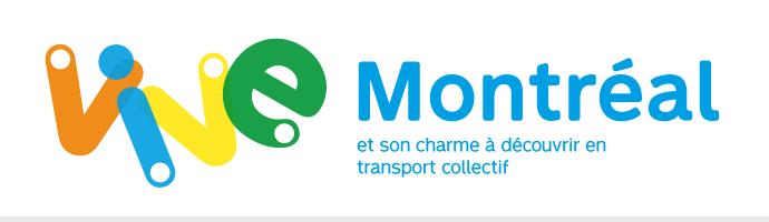 Vive Montréal et son charme de découvrir en transport collectif