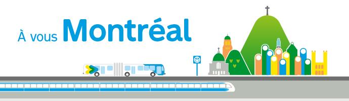 À vous Montréal.