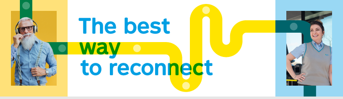 The best way to reconnect