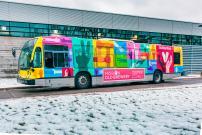 La STM offre un bus à la Mission Old Brewery pour un service de navette accru cet hiver