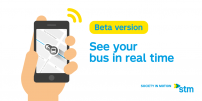 iBUS: the location of buses on the map has now been activated