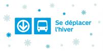 L'hiver à nos portes : La STM invite les clients à planifier leurs déplacements