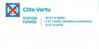 Projet du garage Côte-Vertu : La station Côte-Vertu fermée durant deux fins de semaine, potentiellement trois