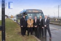 La STM ajoute du service sur la ligne 74 - Bridge et en bonifie le trajet pour desservir le secteur du Technoparc de Montréal (French only)