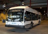 La STM annonce ses essais techniques dans le cadre du projet Cité Mobilité pour des bus québécois 100 % électriques