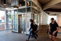Station de métro Snowdon : une nouvelle station accessible pour le bénéfice des clients