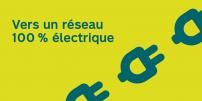 Adaptation de quatre premiers centres de transport - La stratégie d'électrification de la STM franchit un grand pas
