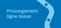 Prolongement de la ligne bleue – Travaux préparatoires à venir dans le secteur Lacordaire
