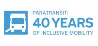 STM celebrates 40 years of Transport adapté