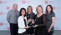 "The STM wins a ""Coup de Coeur"" award at Distinctions, Centraide's recognition event"