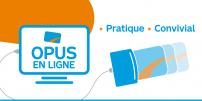 Lancement d'OPUS en ligne - Achetez vos titres de transport à partir de votre ordinateur!