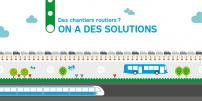 Chantiers routiers : la STM bonifie son service de façon importante pour la rentrée