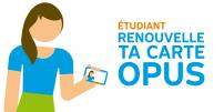 Renouvellement des cartes OPUS à tarif réduit : les photographes de la STM sont en tournée dans plus de 150 écoles secondaires, cégeps et universités