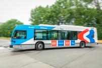 La STM met en service un bus aux couleurs des Canadiens de Montréal