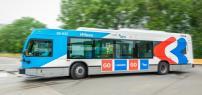 The STM deploys a bus in Montréal Canadiens colours