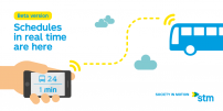 iBUS: bus schedules in real time within easy reach
