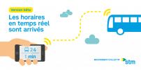 iBUS : les horaires de bus en temps réel à portée de main!