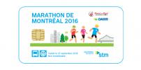 Marathon Oasis Rock 'n' Roll de Montréal : la STM à nouveau sur la ligne de départ
