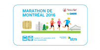 Montreal Oasis Rock 'n' Roll Marathon: the STM is back in the race