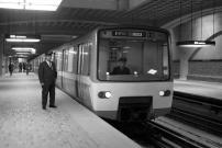 Farewell tour for the MR-63 métro cars