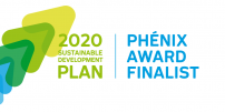 The STM is a finalist for a Phénix award for the environment and invites the public to vote