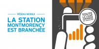 Mobile network in the métro: Orange line now fully connected!