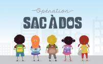 Opération Sac à Dos : collecte dans trois stations de métro ce jeudi (French only)