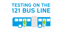 Improving the experience for customers:  STM prepares pilot project for boarding buses via all doors on the 121 line
