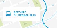 La STM débute ses séances de consultation publiques dans le cadre de la refonte du réseau de bus