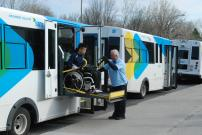 THE STM PASSES THE MARK OF 4 MILLION PARATRANSIT TRIPS IN 2017 AND PREPARES FOR THE ARRIVAL OF EXTRA CONNECTE SERVICE IN 2018