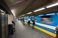 Tests in the métro