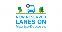 STM announces new bus priority measures on Maurice-Duplessis boulevard