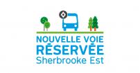 La STM annonce la mise en service de mesures préférentielles pour bus, taxis et covoiturage sur la rue Sherbrooke Est