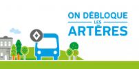 La STM annonce la mise en service de nouvelles mesures préférentielles pour bus sur l'axe Notre-Dame Est
