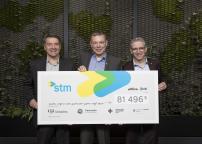 Vente de garage de la STM : un succès sur toute la ligne - Merci aux Montréalais!