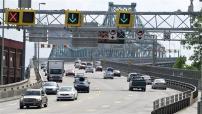 Fermeture d'une voie sur le pont Jacques-Cartier pour deux semaines:  La STM augmente le service sur la ligne jaune du métro