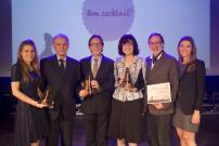 The STM honoured at the Prix Arts-Affaires de Montréal