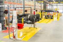 Alstom débute la fabrication des bogies pour les nouvelles voitures du métro de Montréal