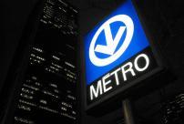 Le vendredi 2 août : profitez du service prolongé du métro