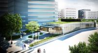 Beginning of work at the Vendôme Intermodal Hub -  mission: accessibility