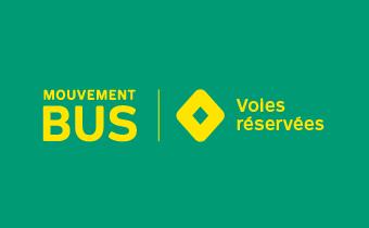 Mouvement BUS - Voies réservées